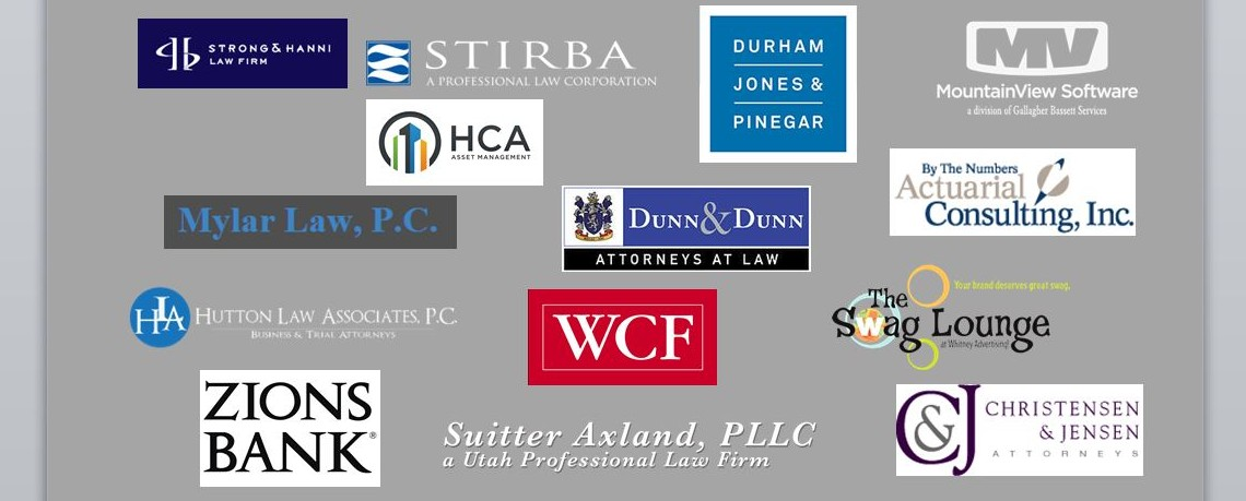 Thank you to UCIP's Partners!